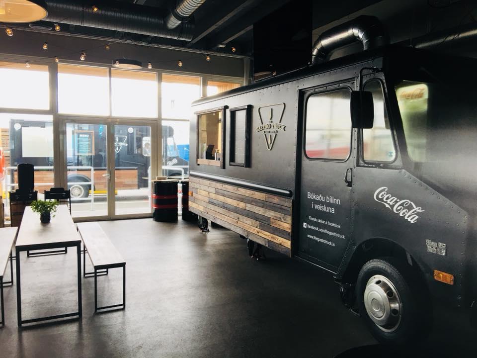 The Gastro Truck - Fodd truck