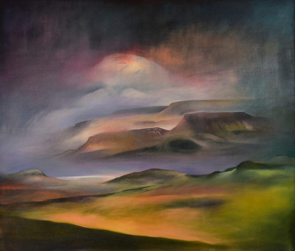 Valérie Boyce Précipité de paysage