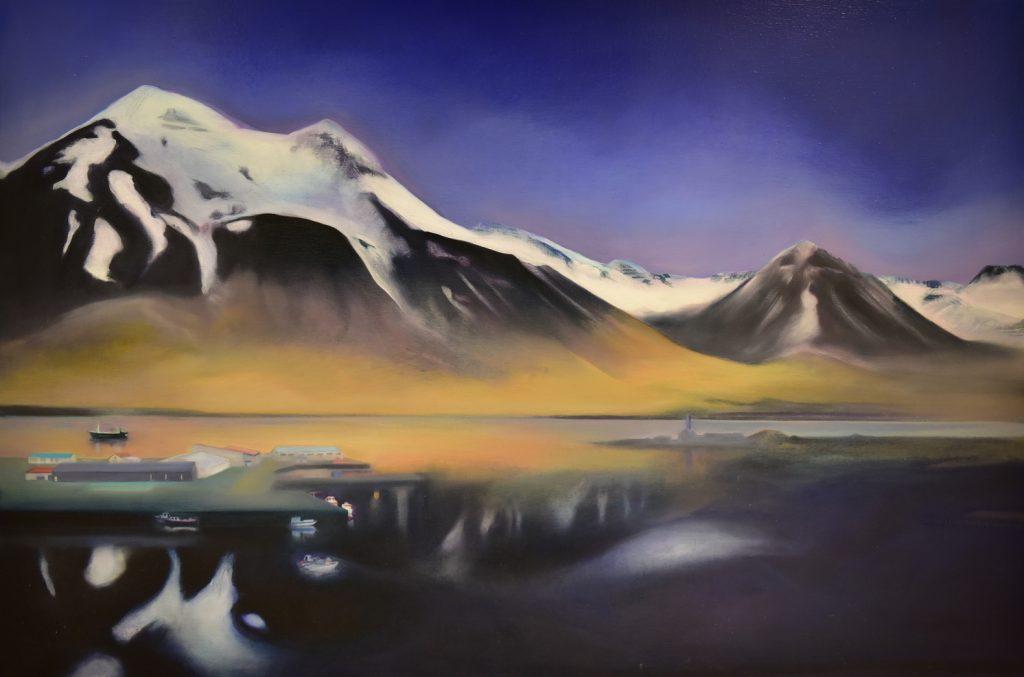 Valérie Boyce Siglufjörður