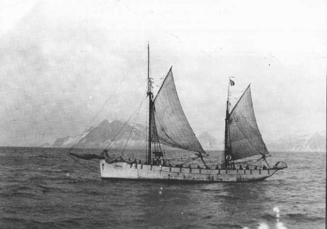 Vers les côtes islandaises
