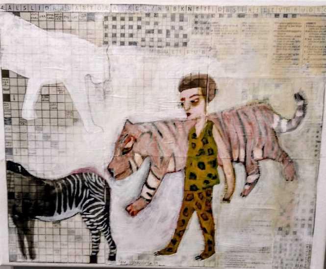 Sara Vilbergsdóttir Art