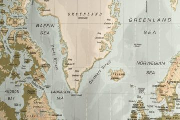 Arctic Ísland Atlantic
