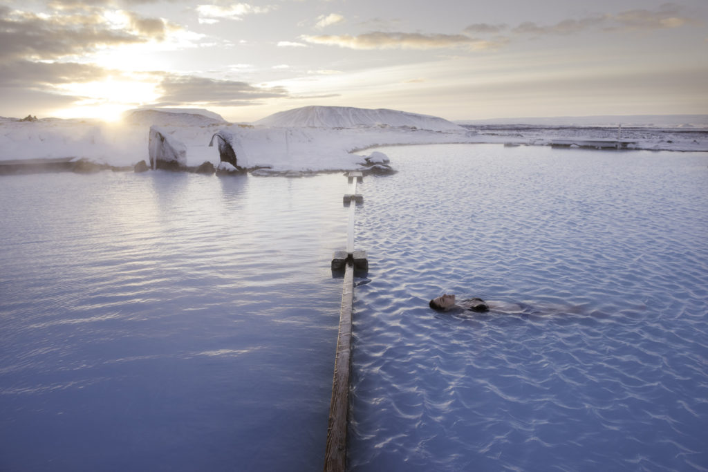 GeoThermal Baths North Iceland