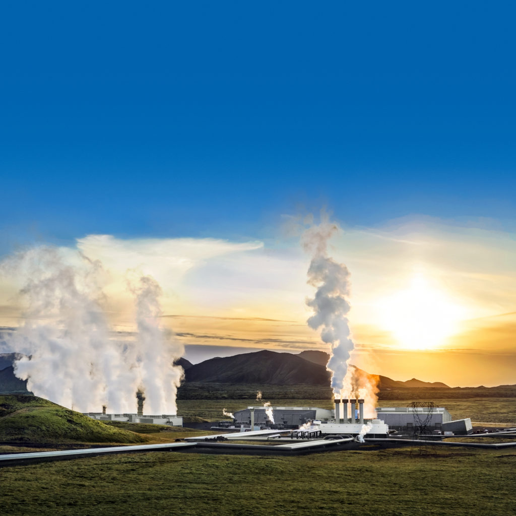 Geothermal Energy Exhibion and Power Plant Hellisheidi