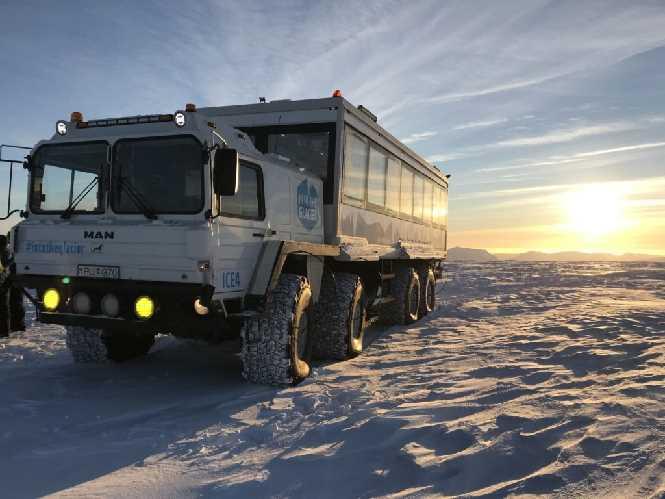 Langjökull Glacier Tour