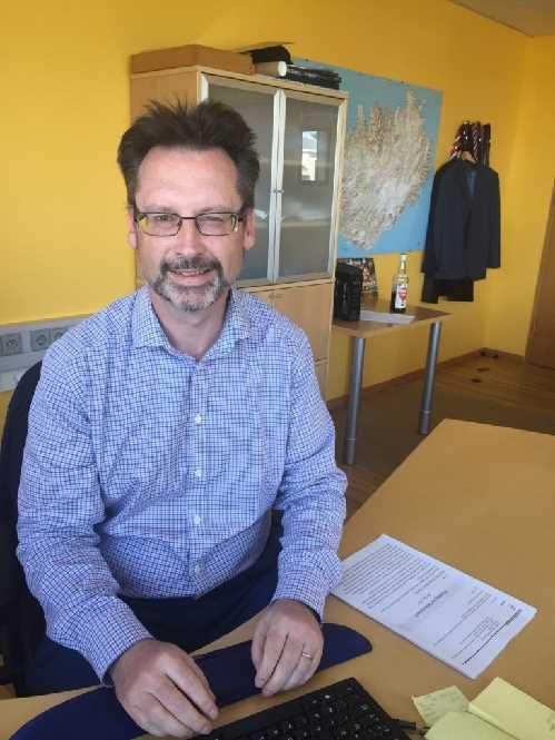 Michael Nevin UK Ambassador