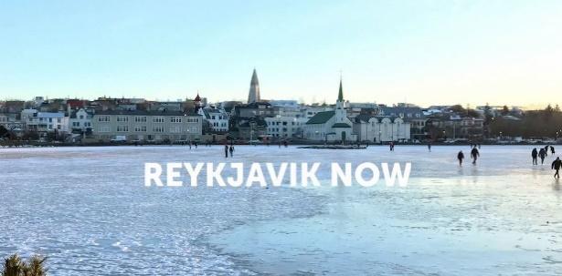 Reykjavik now