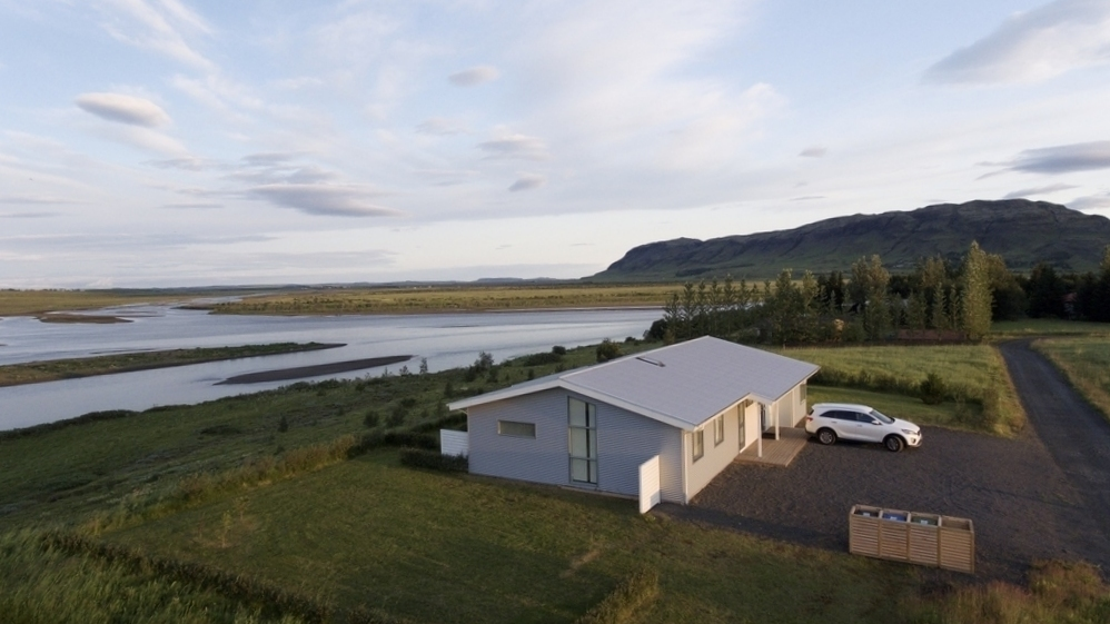 South Iceland Villa Rental