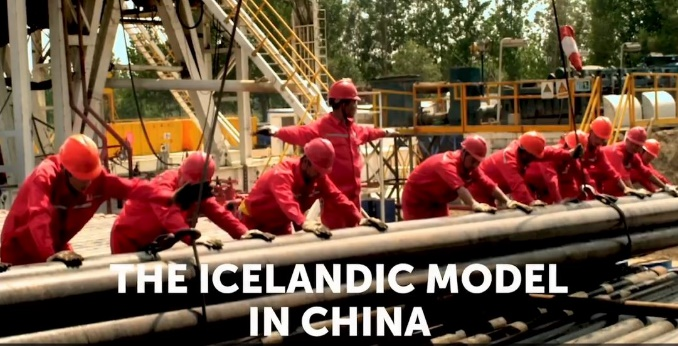 The Icelandic model in Chine