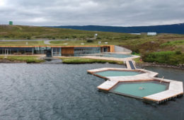 Vök Baths East Iceland