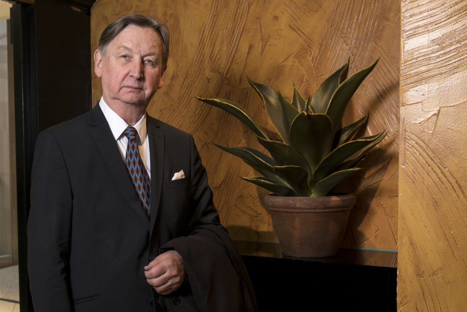 Ambassador Egilsson