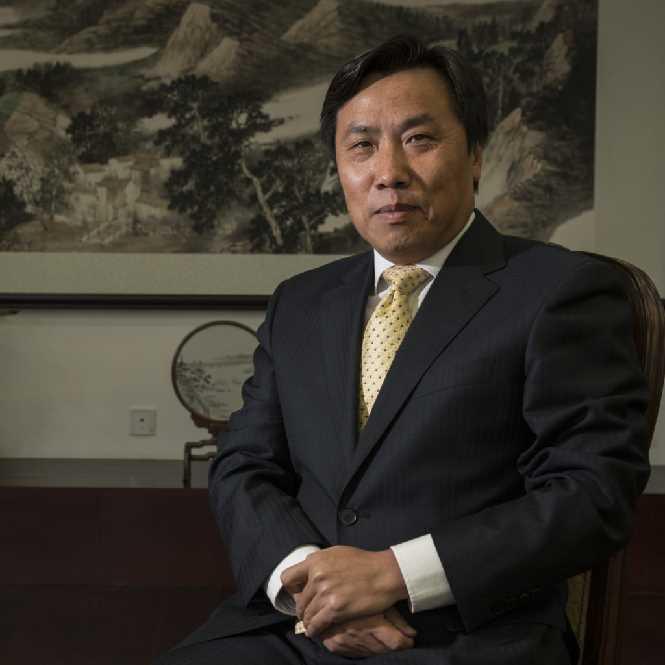 Ambassador Jin Zhijian