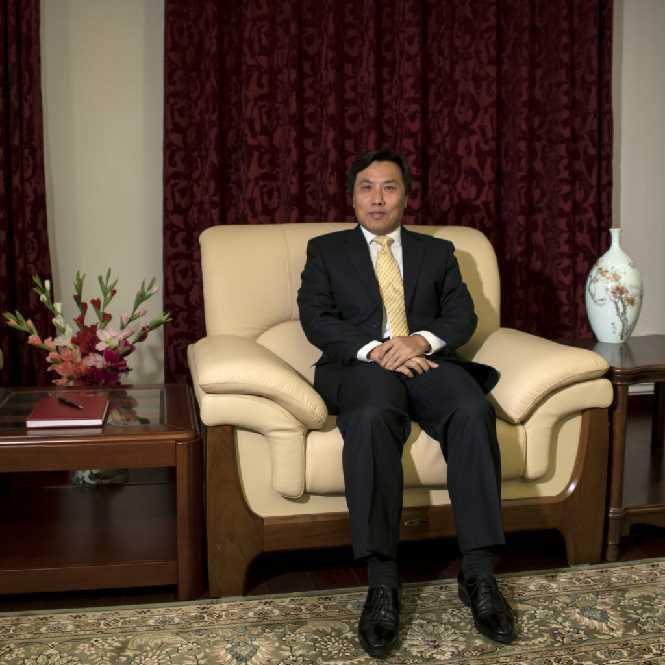 Ambassador Zhijian