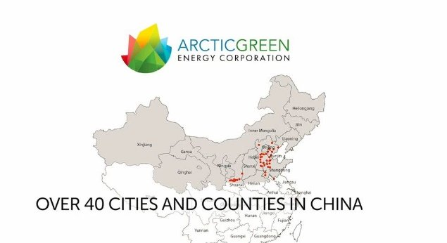 Artic Green Energy Corporation China