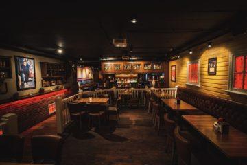 Lebowski bar Iceland