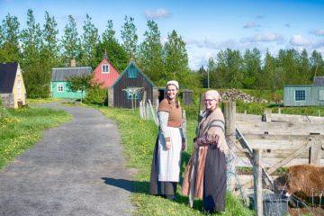 Árbær Open Air Museum - Reykjavik