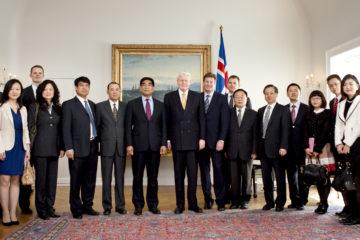 China Iceland