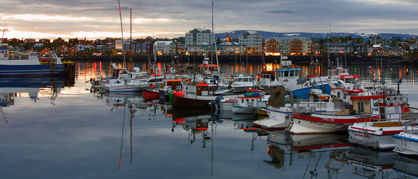 Icelandic and Chinese Twinned Towns