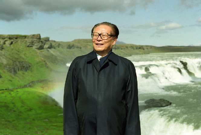 President Jiang Zemin