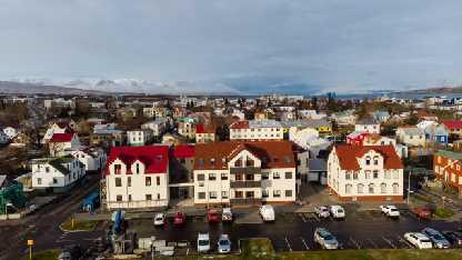 Hrimland Apartments