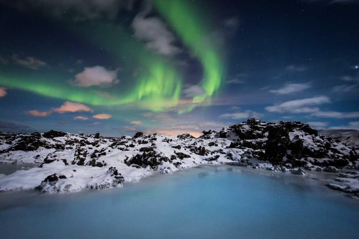 蓝湖&北极光