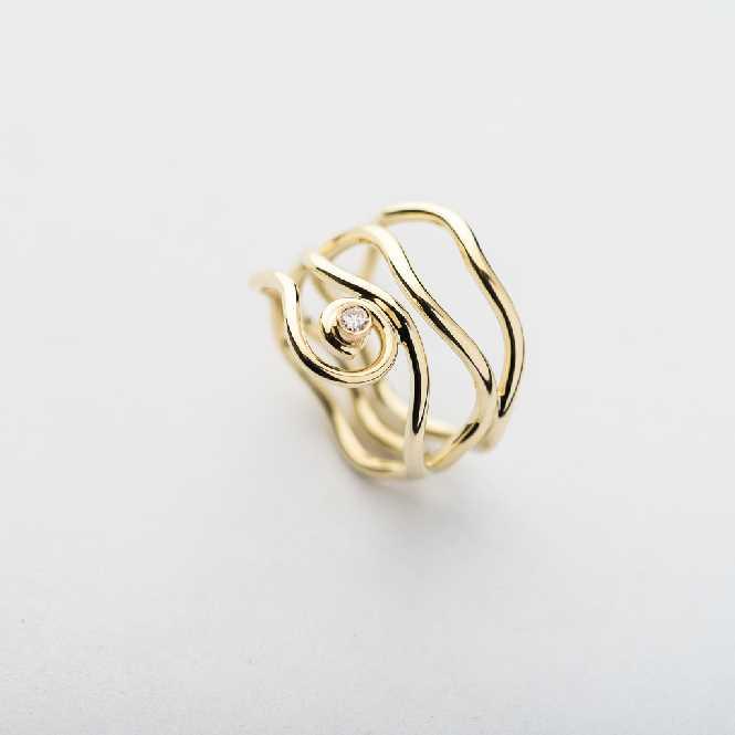 Anna Maria Designer ring