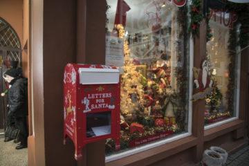 Christmas store Reykjavik