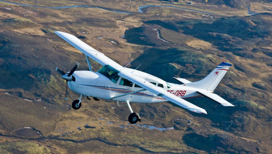 Eagle Air domestic flights Iceland