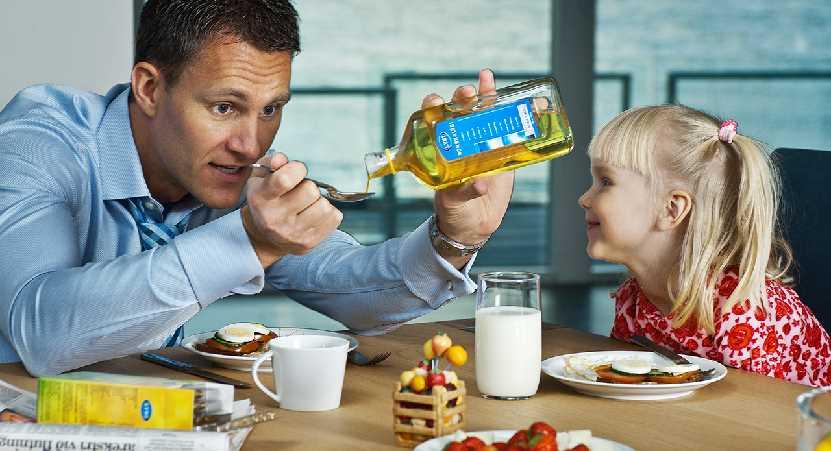 Fish oil - Lysi