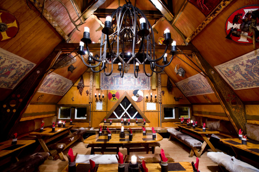 Fjörukráin - The Viking Village