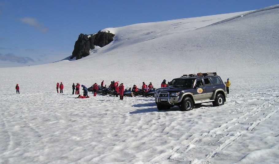 Glacier Jeeps