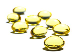 Lysi fish oil pills