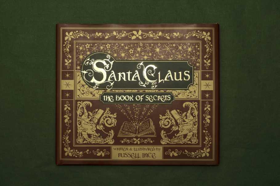 Santa Claus - The Book of Secrets