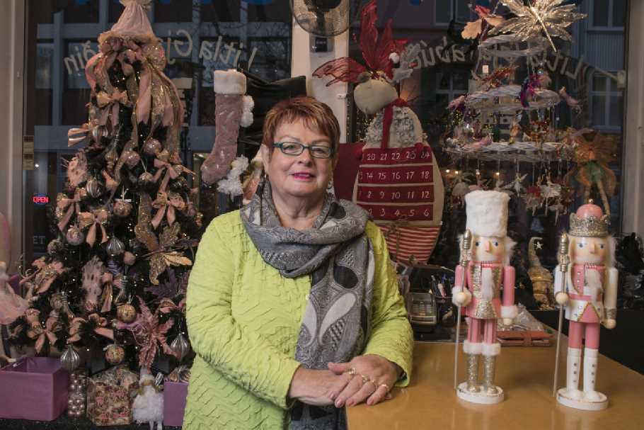 The Little Christmas store Reykjavik