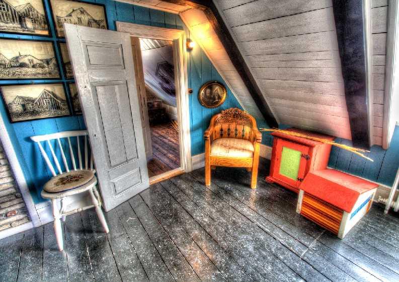 Árnesinga Folk Museum room 3