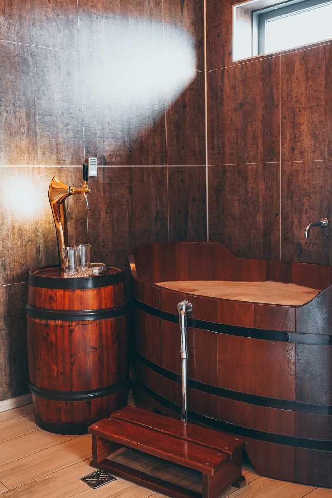 Beer Tub Iceland