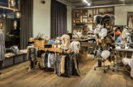 The Feldur fur workshop