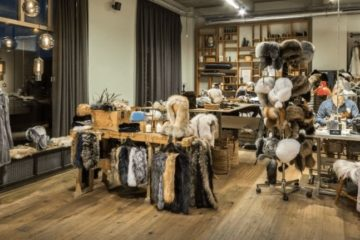 The Feldur fur workshop