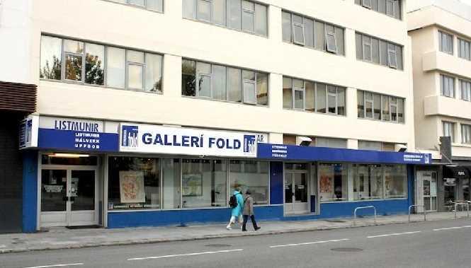 GALLERÍ FOLD